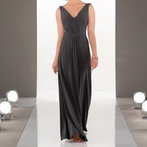 Sorella Vita 8862 Graphite Dress Size 12 (16)